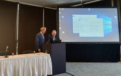 Witeklab present a la conferència d'Europa de Microones EuMCE 2019