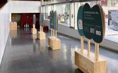 El projecte LIFE Alnus incorpora la tecnologia CHAtU a la seva exposició itinerant