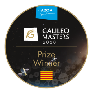 Galileo Masters 2020 Prize Winner distintiu
