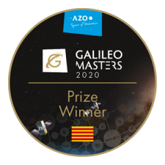 Galileo Masters 2020 Prize Winner tag