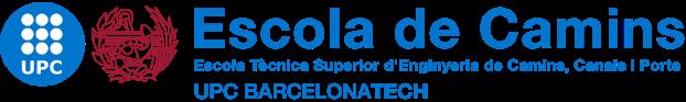 Universitat Politècnica de Catalunya BarcelonaTECH – Escola Tècnica Superior d'Enginyeria de Camins, Canals i Ports.